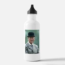 HRH Prince Philip Windsor Sports Water Bottle