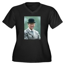 HRH Prince Philip Windsor Plus Size T-Shirt