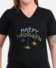 Happy Halloween Bones Shirt