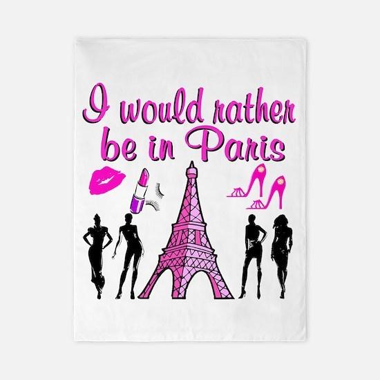 BONJOUR PARIS Twin Duvet