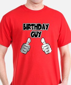 Birthday Guy T-Shirt