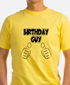 Birthday Guy T