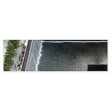 September 11 Memorial NYC Bumper Sticker