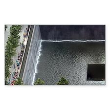 September 11 Memorial NYC Decal