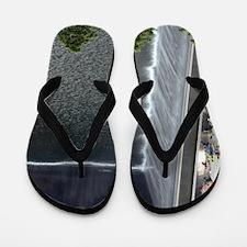 September 11 Memorial NYC Flip Flops