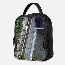 September 11 Memorial NYC Neoprene Lunch Bag