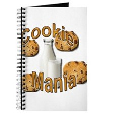 Cookie Mania Journal