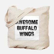 Awesome Buffalo Wings Tote Bag