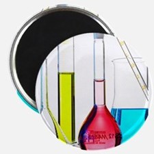 Chemistry glass-ware Magnets