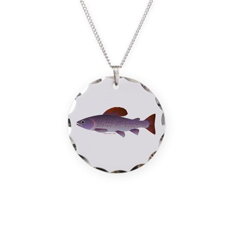 Arctic Grayling Necklace