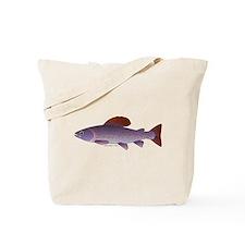 Arctic Grayling c Tote Bag