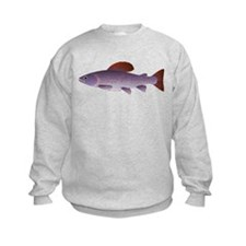 Arctic Grayling c Sweatshirt