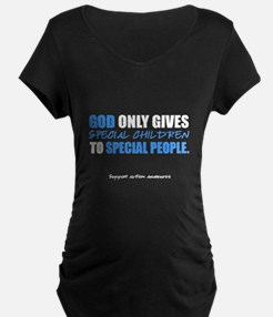 God Only Gives (Autism Awareness) T-Shirt