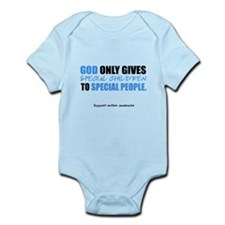 God Only Gives (Autism Awareness) Infant Bodysuit