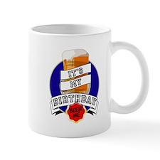 It's My Bday Beer Me Mug
