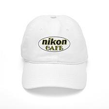 NikonCafe Baseball Baseball Cap
