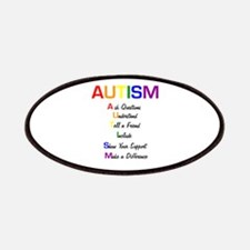 Autism Ask Questions Patches