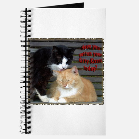 Kitty Kisses Journal