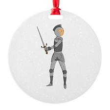 Armored Knight Ornament