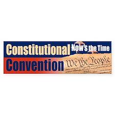 Cute Constitution Bumper Sticker