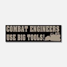 Engineers - Tools Car Magnet 10 x 3