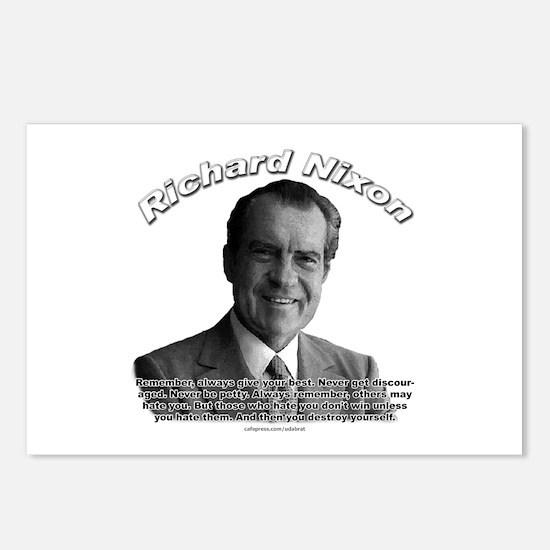 Richard Nixon 02 Postcards (Package of 8)
