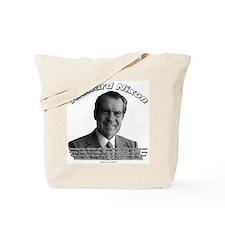 Richard Nixon 02 Tote Bag