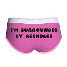 surrounded Women's Boy Brief