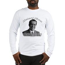 Richard Nixon 02 Long Sleeve T-Shirt