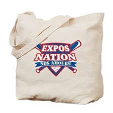 Logo ExposNation Tote Bag