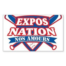 Logo ExposNation Decal