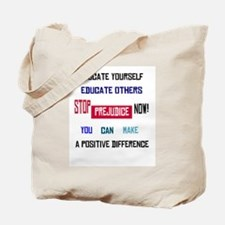 Educate Yourself: There Is More to Me Tote Bag