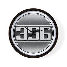 356 Speedster Wall Clock