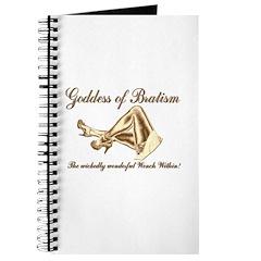 Goddess Of Bratism Sexy Brat Journal