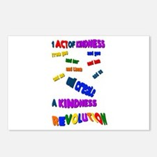 1 Act of Kindness Postcards (Package of 8)