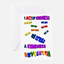 1 Act of Kindness Greeting Cards (Pk of 20)