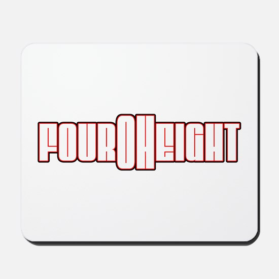 Four Oh Eight Mousepad