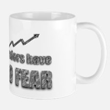 Traders have no fear Mugs