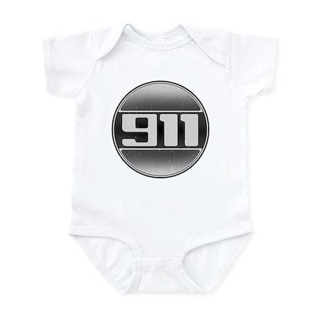 911 Cars Infant Bodysuit
