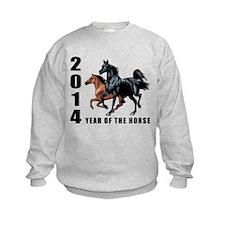 2014 Year of The Horse Sweatshirt