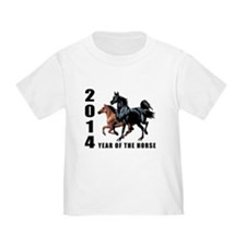 2014 Year of The Horse T