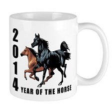 2014 Year of The Horse Mug