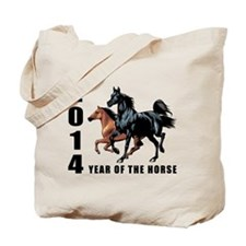2014 Year of The Horse Tote Bag