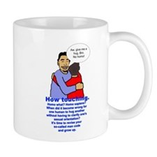 No to No Homo Mug