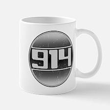 914 Cars Mug