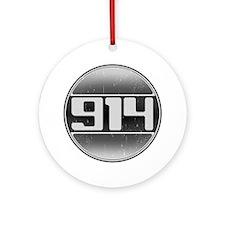 914 Cars Ornament (Round)