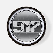 917 Cars Wall Clock