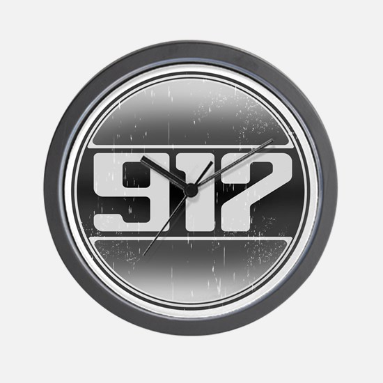 917 Cars Wall Clock