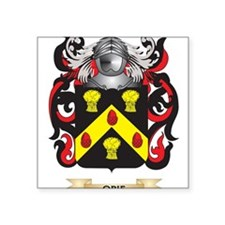 Opie Coat of Arms (Family Crest) Sticker