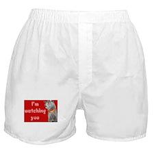 Watching you cat Boxer Shorts